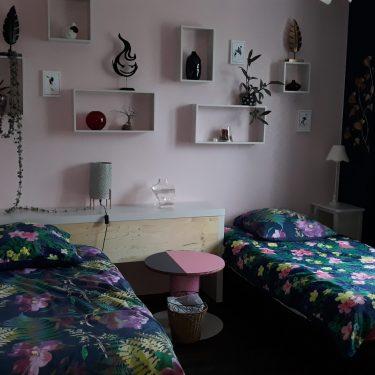 La chambre à 2 lits - 1