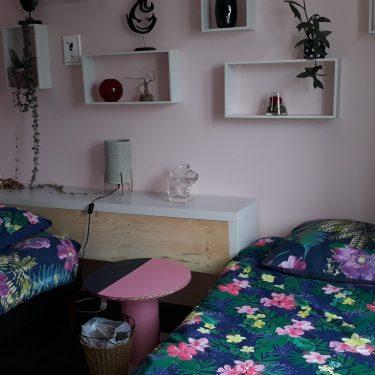 La chambre à 2 lits - 2